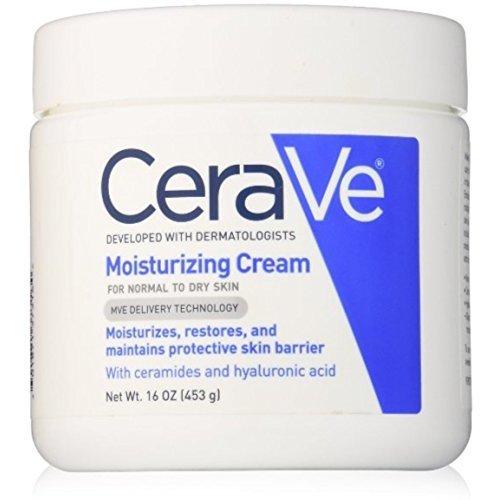 CeraVe Moisturizing Cream 16 oz (Pack of 6)