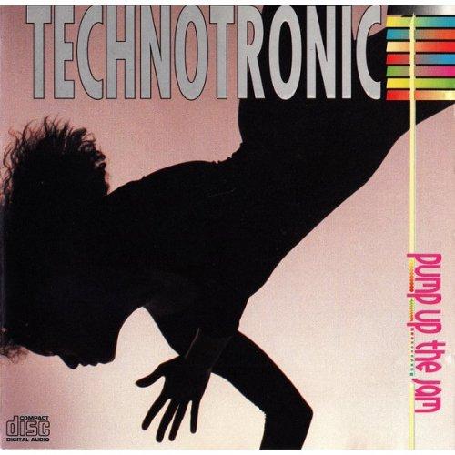 Pump Up The Jam [Audio Cassette] Technotronic