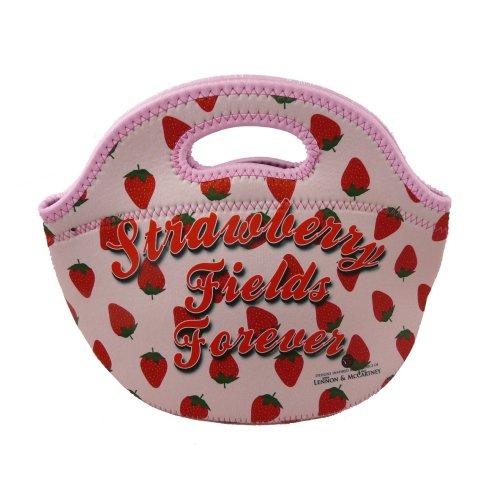 Lennon & McCartney Lunch Bag - Strawberry Fields