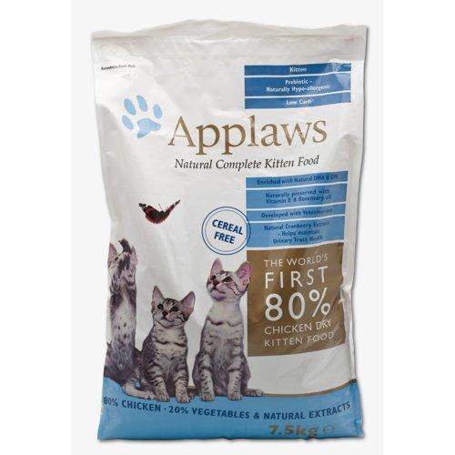 Applaws Kitten Dry Chicken 7.5kg