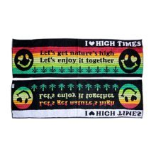 Set of 2 Unique Absorbent Hip-hop Sport Towels Yoga Towels Cotton 9*39""
