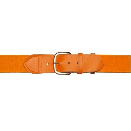 Adult Baseball & Softball Uniform Belt, Orange