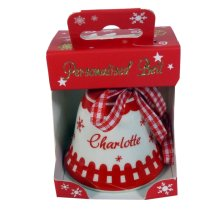 Isabella Christmas Bell