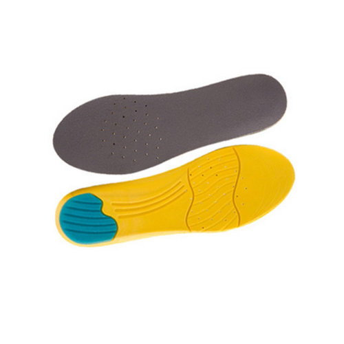 """Memory Foam Orthotics Arch Pads Pain Relief Shoe Insoles (S, 9"""")"""