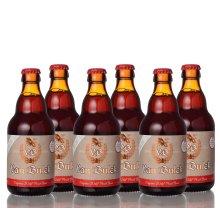 Van Bulck Belgian Organic Wild Fruit Beer 4.7%, Pack of 6