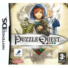 Puzzle Quest: Challenge of the Warlords (Nintendo DS)