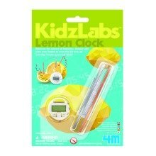 Lemon Clock - Kidz Labs Children's Creative Set
