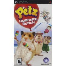 Petz Hamsterz Bunch Game Sony PSP Game