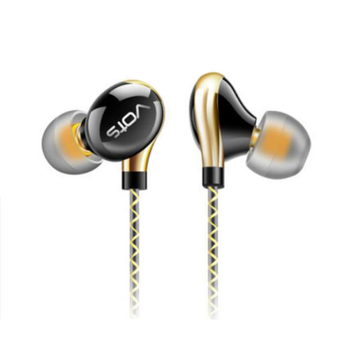 Sports Headset for Apple iPhone & Android Earbuds Noise Isolating Earphones#03