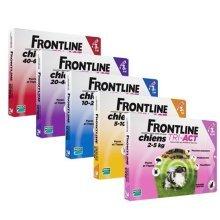 Frontline tri-act Dog Flea Treatment