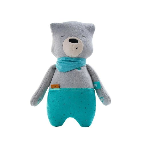 myHummy Leon Baby & Toddler Sleep Aid Teddy | Baby White Noise Toy
