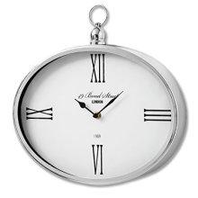 Bond Street London Oval Clock - Look Splendid Any Wall Home -  bond street london oval clock look splendid any wall home