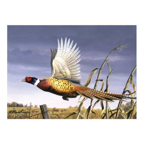 Tuftop Medium Textured Worktop Saver, Flying Pheasant 40 x 30cm