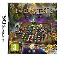 Jewel Quest 5 - The Sleepless Star (Nintendo DS)