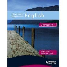 International English Coursebook 1: Coursebook Bk. 1 (Book & CD)