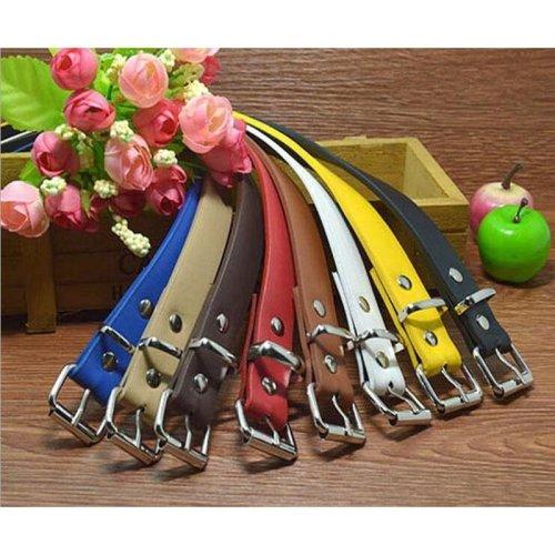 2017 Free Shipping Candy Color  Women\'s belt hot style decoration Fashion belt width lady\'s pu children belts Boys/Girls