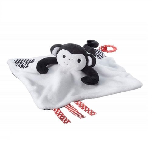 Tommee Tippee Monkey Soft Comforter 0+m