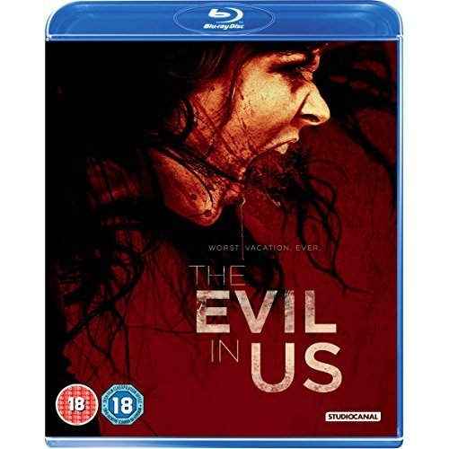 The Evil In Us [Blu-ray]