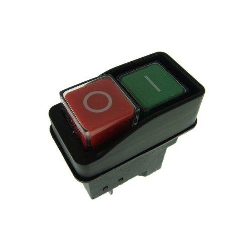 On Off Switch Button Fits Belle Minimix 150 240V Electric Cement Concrete Mixer