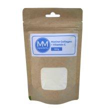 Marine Collagen plus Vitamin C 100g
