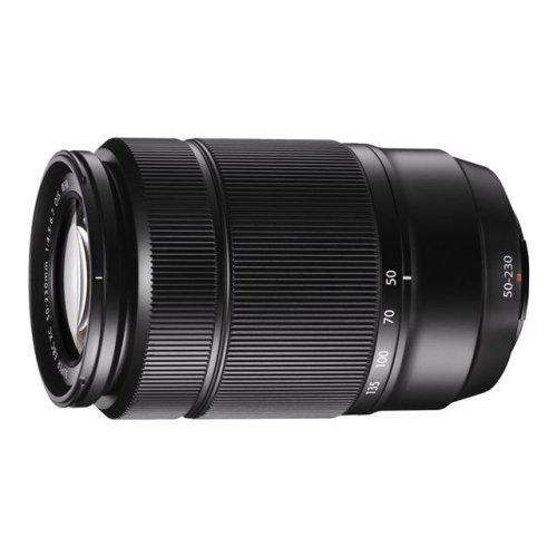 FUJI XC 50-230MM F4.5-6.7 OIS II Black