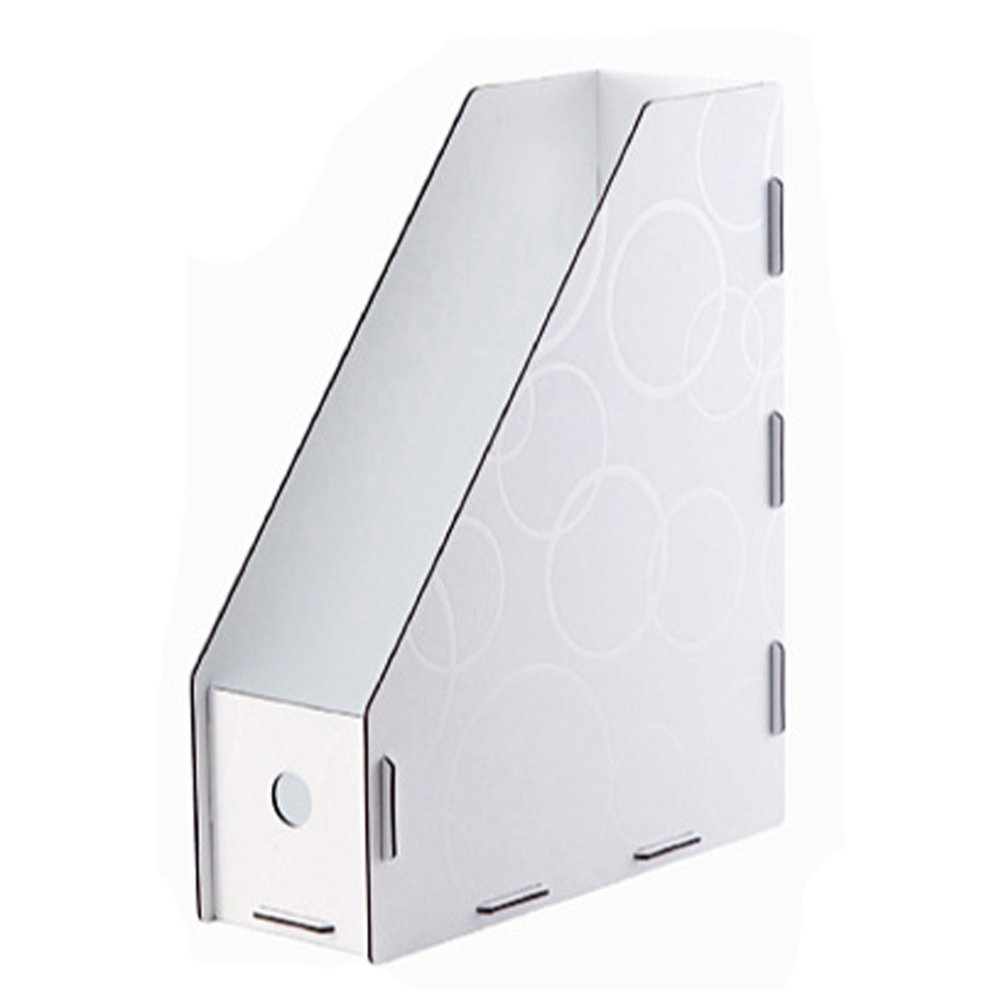 Office Desktop Folder Organizer Rack File Storage