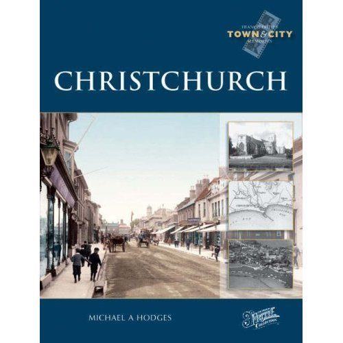 Christchurch (Town and City Memories)