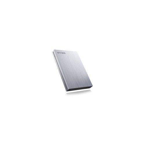 "ICY BOX IB-241WP HDD/SSD enclosure 2.5"" Anthracite"