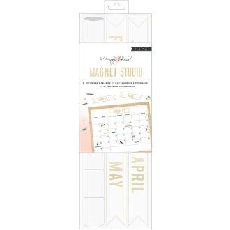 Maggie Holmes Magnet Studio Magnet Kit 75/Pkg-Calendar