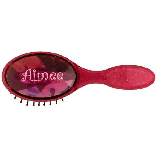 Aimee Bejewelled Hairbrush