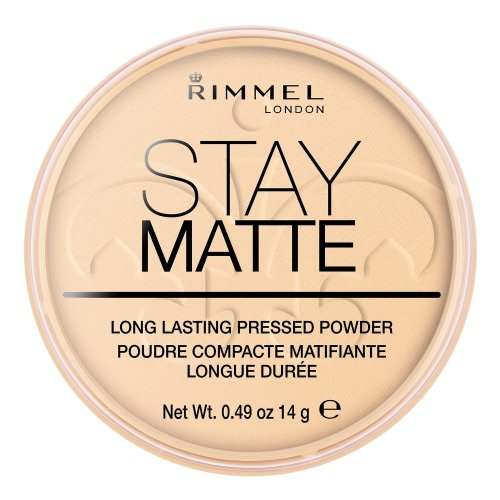 Rimmel London Stay Matte Pressed Powder | Transparent