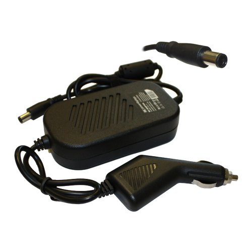 HP Envy 17-2090eg Compatible Laptop Power DC Adapter Car Charger