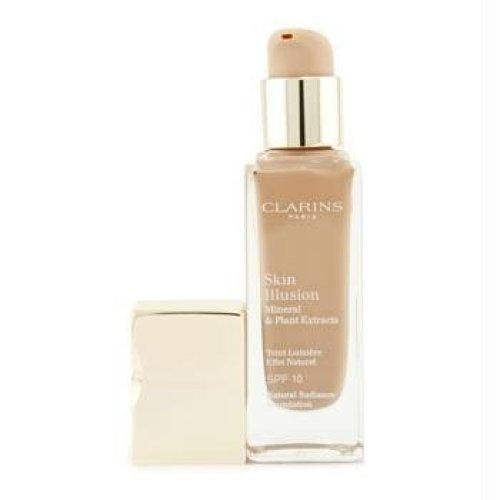 Clarins Skin Illusion Natural Radiance Foundation SPF 10 - # 112 Amber 30ml/1.1oz