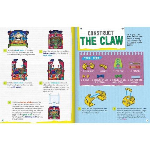 Maker Lab Arcade Claw Game-