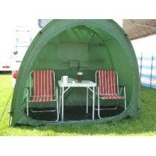 Campa Cave Holiday Storage System - Green, 167 X 80 X 200 Cm