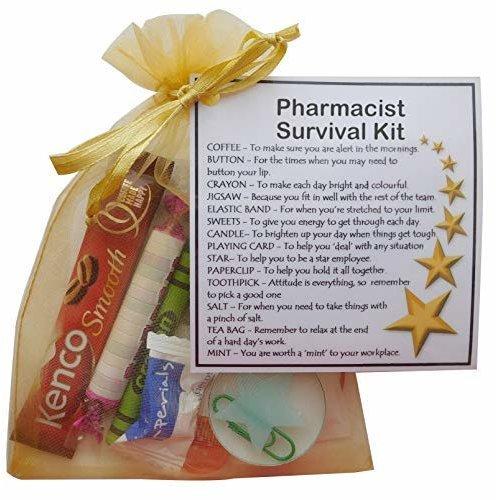 Pharmacist Survival Kit Gift - Pharmacist gift, Secret santa gift for Pharmacist gift