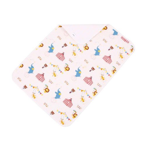 1 piece Baby Portable Diaper Changing Pad Washable Waterproof Baby Pad A, 70x100cm