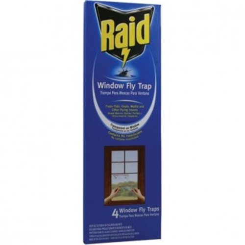 Raid PCOFTRPRAID Window Fly Trap