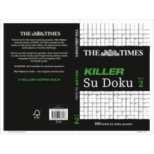 The Times Killer Su Doku 2