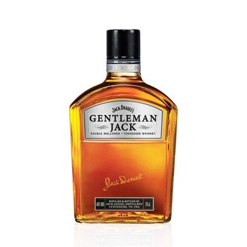 Jack Daniel's Gentleman Jack Tennessee Whiskey, 70 cl