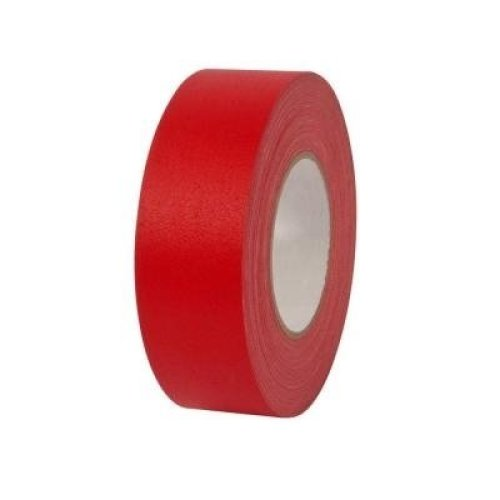 25mm Red Cloth Tape (Gaffer Tape)