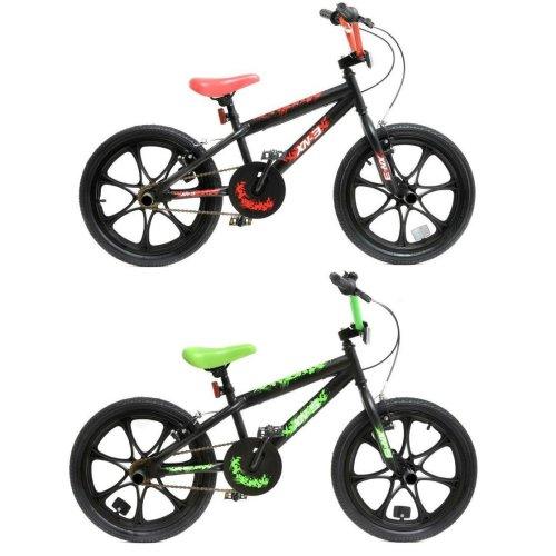 "XN BMX Freestyle 18"" MAG Wheel Kids Bike 2 Colours"