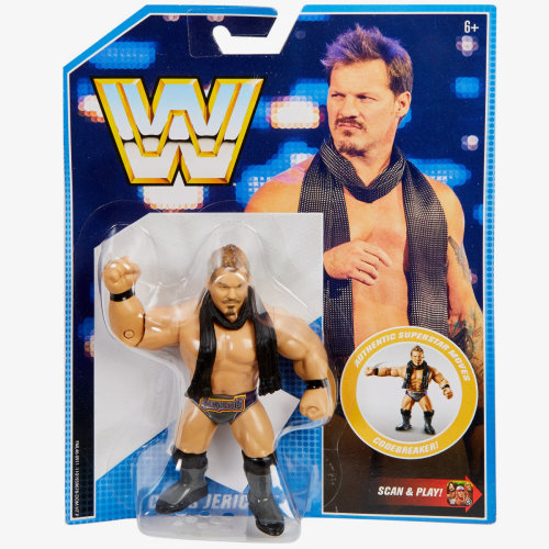 WWE Retro - Series 7 - Chris Jericho Figure