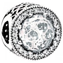 Pandora Radiant Hearts Charm - 791725CZ
