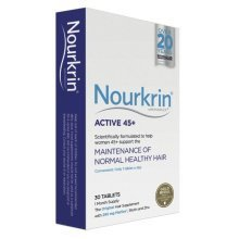 Nourkrin 15% off Active 45+ 30 Tablets