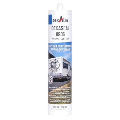 Dekaseal 8936 Easy Dab-Off Sealant - Black - 310ml