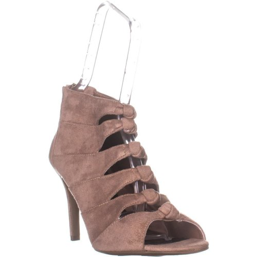 Impo Tacey Strappy Heeled Sandals, Bisque, 7 UK