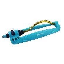 18 Hole Oscillating Hose Pipe Water Sprinkler