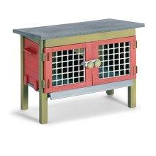 Schleich Rabbit Hutch Toy House (Discontinued by manufacturer)