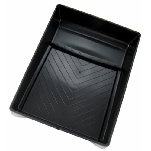 Gam Paint Brushes 9in. Black Plastic Paint Tray  PT09027